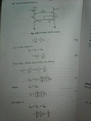 Circuits and equations